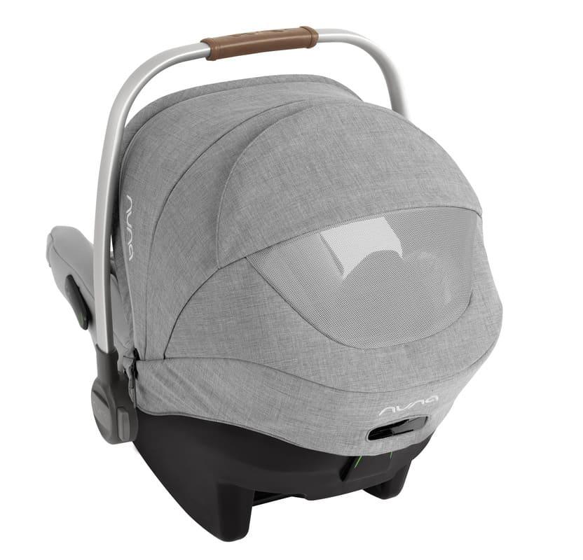 Pack poussette polyvalente Mixx Next et siège-auto Pipa Next Nuna Canopy