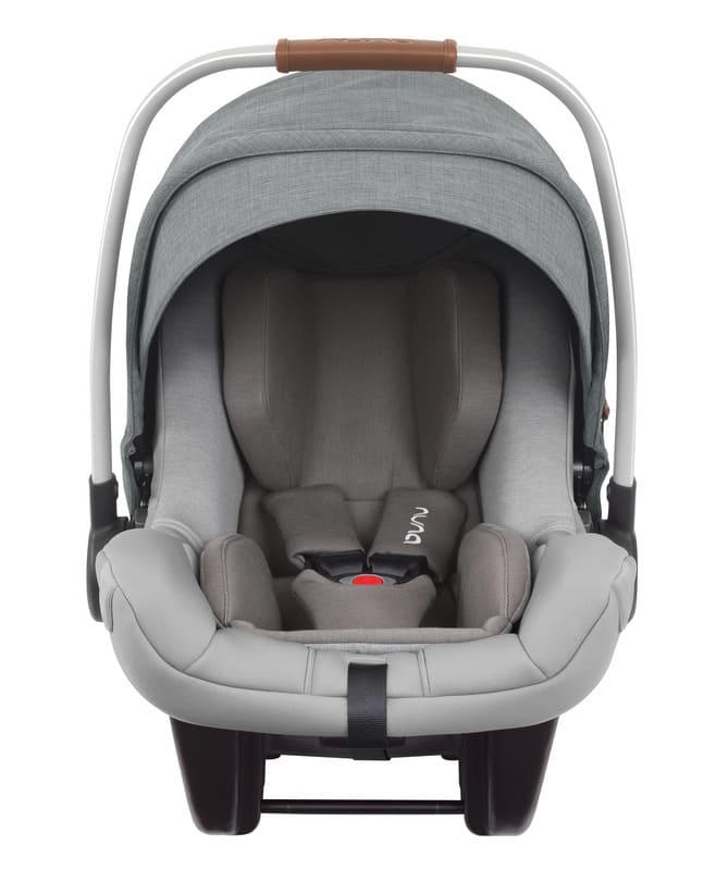 Pack poussette polyvalente Mixx Next et siège-auto Pipa Next Nuna Frontal