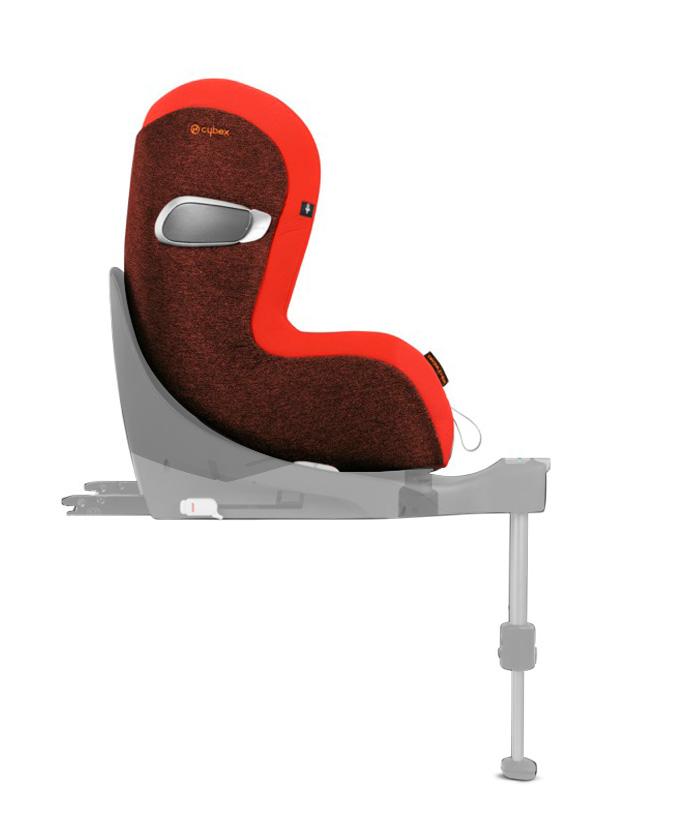 Siège-auto Sirona Z i-Size SensorSafe groupe 0/1 2019 Cybex de côté