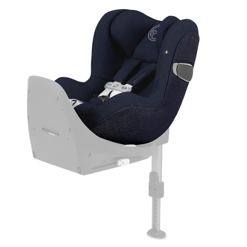 Siège-auto Sirona Z i-Size Plus Sensorsafe groupe 0/1 Nautical Blue Cybex sur base