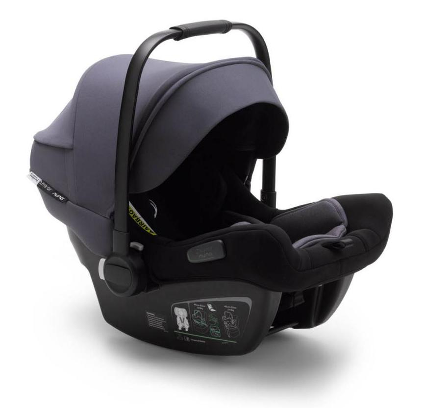 Siège-auto Turtle Air by Nuna i-Size groupe 0+ Bugaboo Canopy