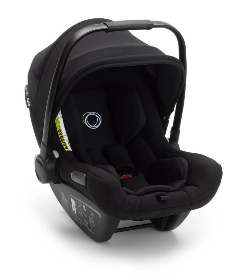 Pack siège-auto Turtle Air by Nuna groupe 0+ et base isofix Bugaboo Coque