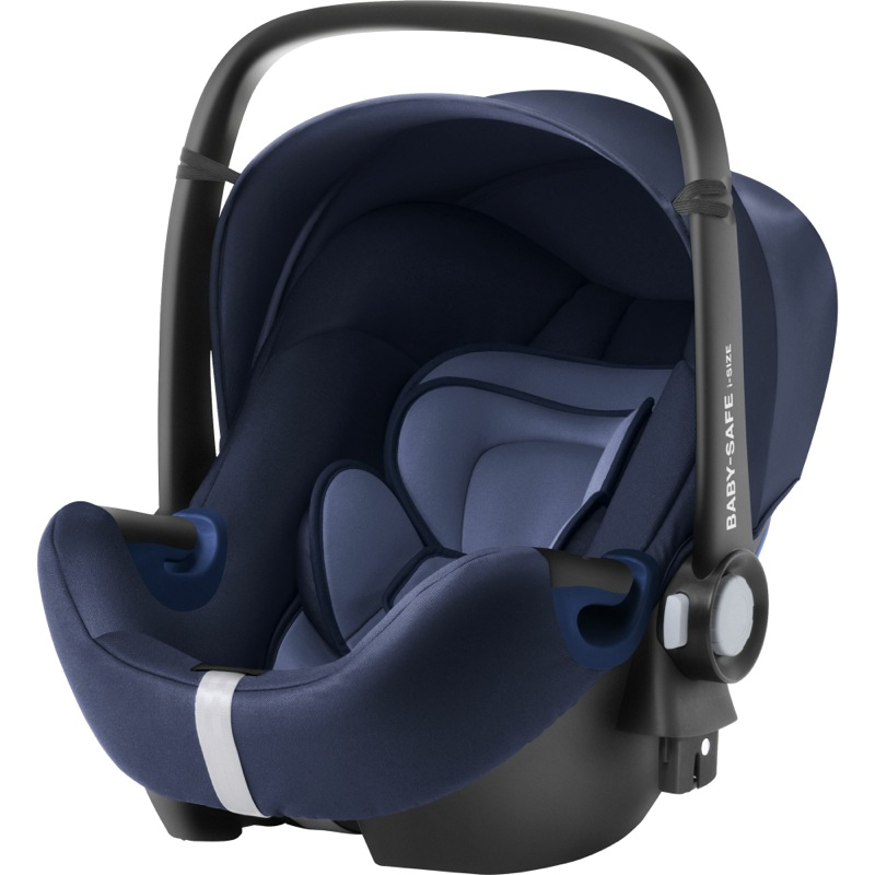 Siege auto Baby Safe 2 groupe 0 1 moonlight blue Britax Romer Bambinou